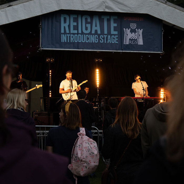 Reigate Introducing Stage
