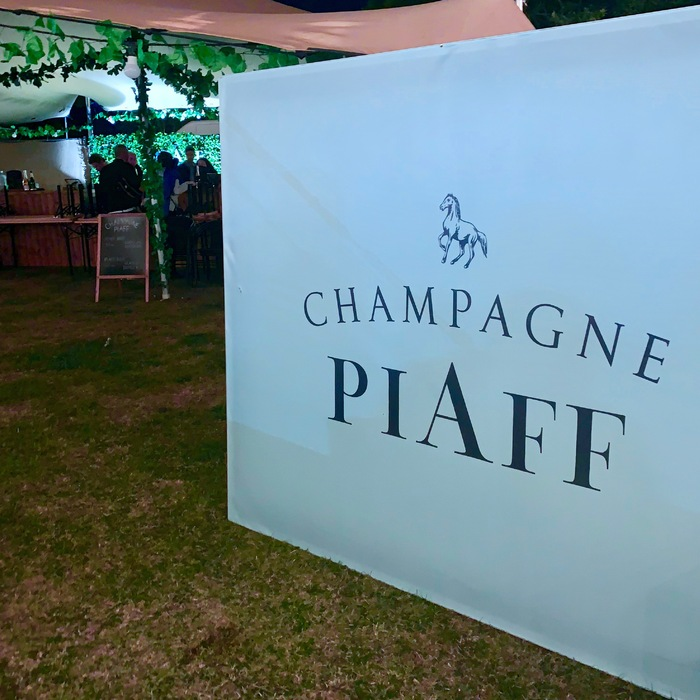 The Champagne Piaff Bar